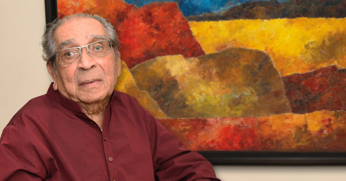 Akbar Padamsee: A Thinker's Artist Who Explored the Intricacies of Existence