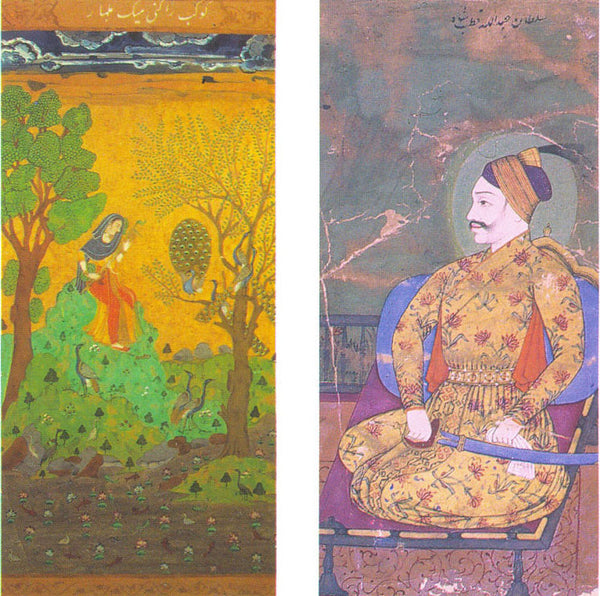 Golkonda and the Bijapur style of Miniature Paintings