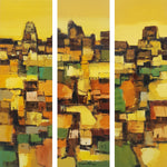 Untitled GS04 (triptych)