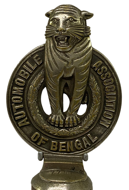 Automobile Association of Bengal Badge