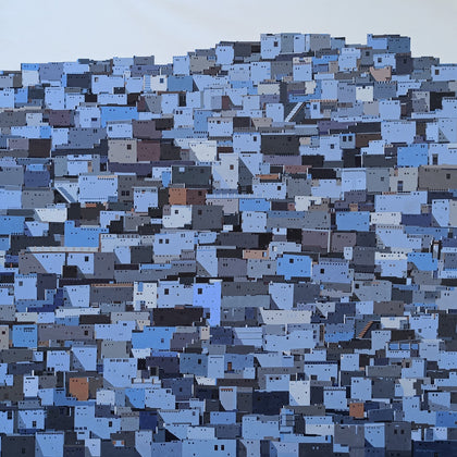 The Blue Cube: Unraveling a City 17