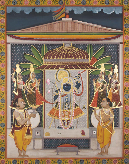 Shrinathji Darshan – XIX