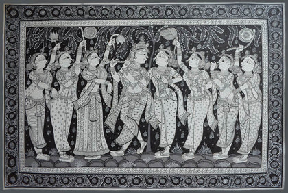 Pattachitra - Untitled PC03