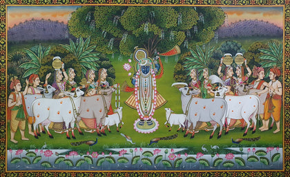 Shrinathji - VIII