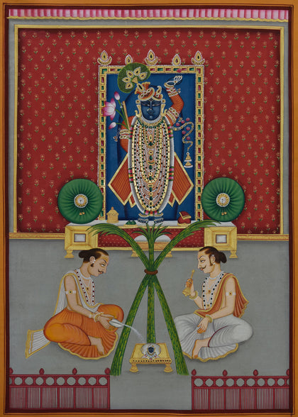 Shrinathji - XII