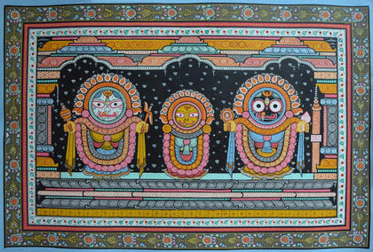 Pattachitra - Untitled PC04