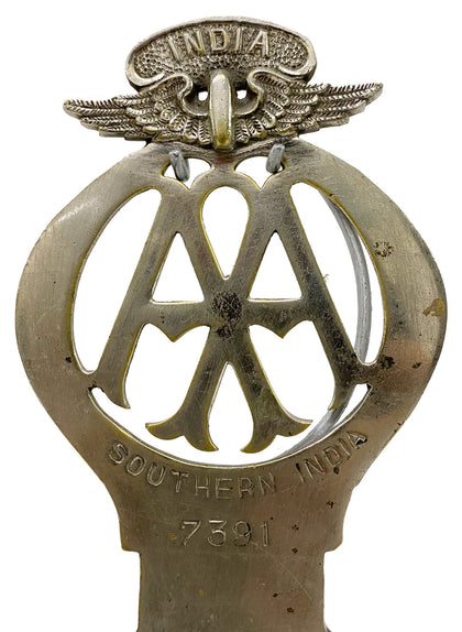 Automobile Association Badge