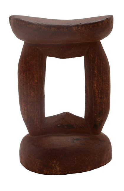 African Tribal Headrest 03