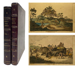 Oriental Field Sports Vol. I and II; 1808
