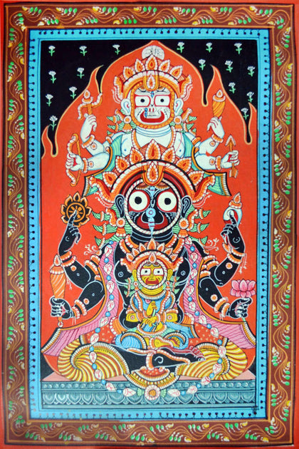 Pattachitra - Untitled PC05