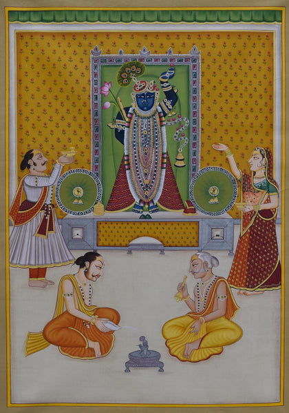 Shrinathji - XIII