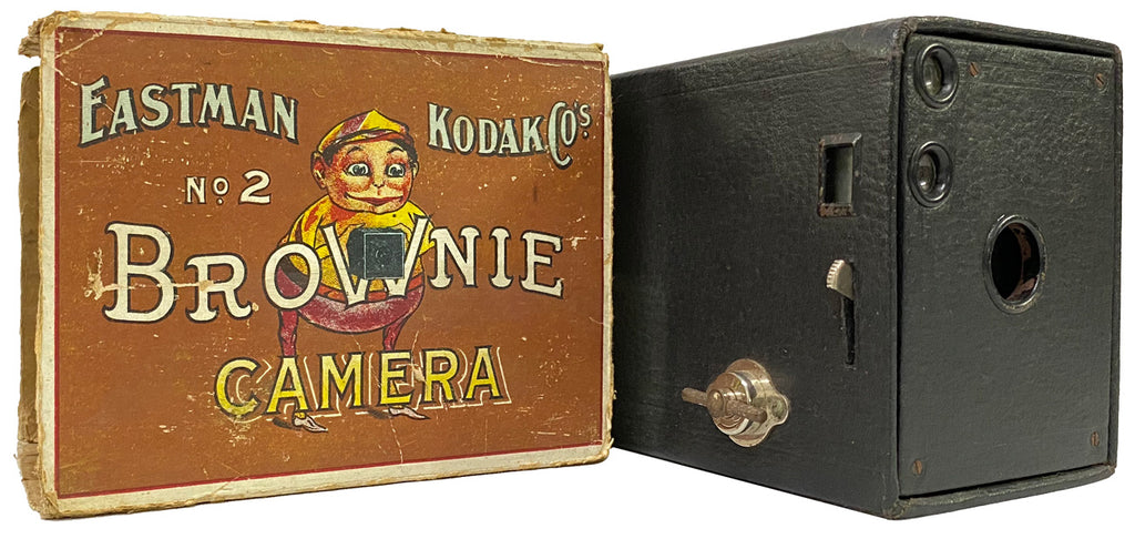 Eastman Kodak No 2 Brownie Camera Model D Artisera