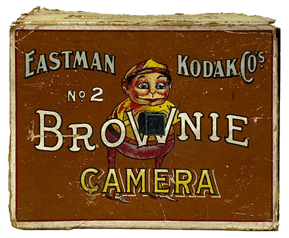 Eastman Kodak No. 2 Brownie Camera, Model D