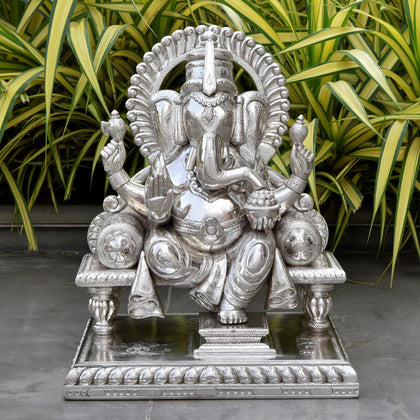 Ganesha with Prabhawal