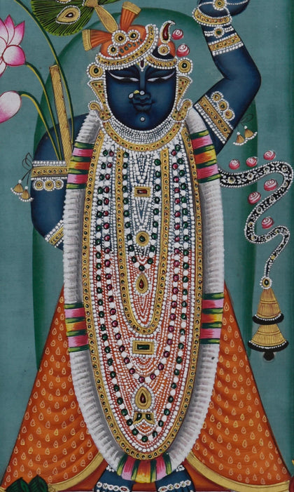 Shrinathji - XVI