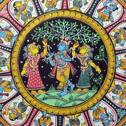 Pattachitra - Untitled PC08