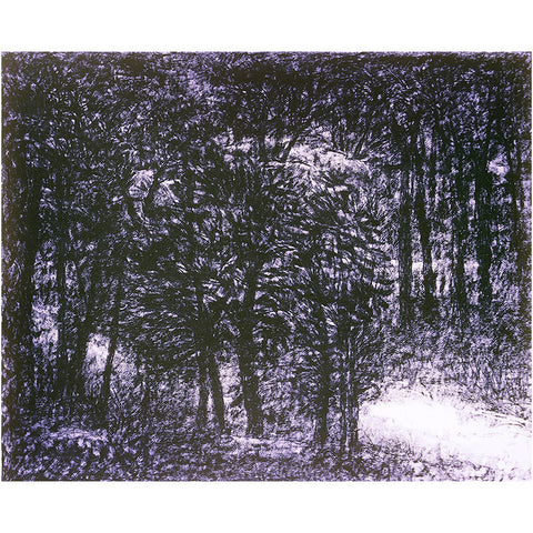 Walk in Woods - I,Vadehra Art Gallery Bookstore,Paramjit Singh - Artisera