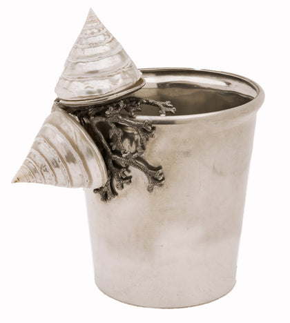 Shells Ice Bucket