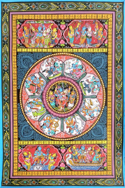 Pattachitra - Untitled PC10