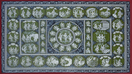 Pattachitra - Untitled PC12