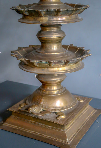 Temple Lamp