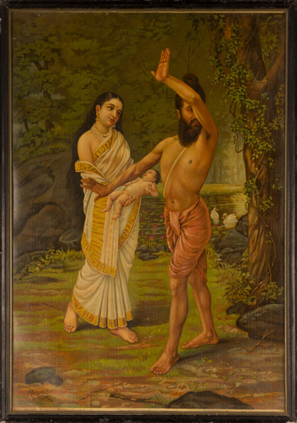 Birth of Shakuntala