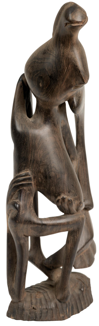 Makonde Sculpture 03