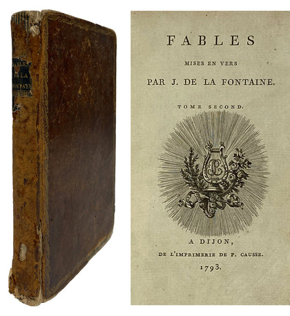 Fables; 1793
