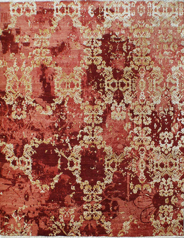 Lustration Hand-Knotted Carpet
