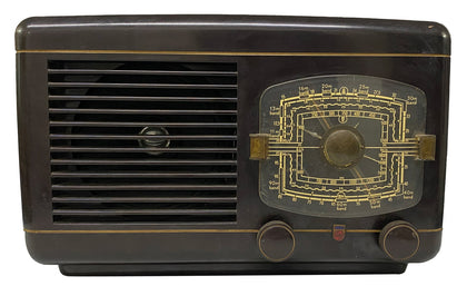 1940s Philips Radio
