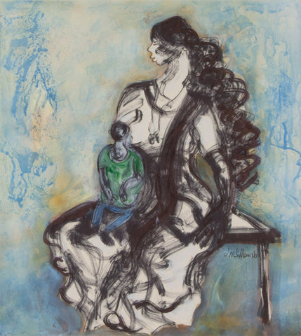 Mother and Child 13