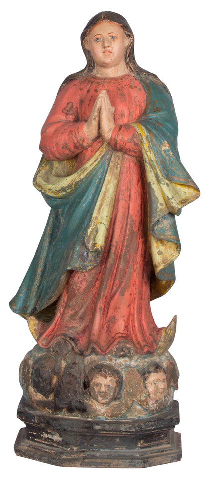 Madonna With Folded Hands