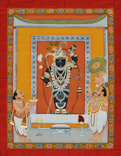 Shrinathji Darshan - III