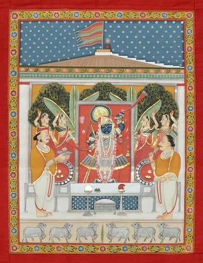 Shrinathji Darshan - IV