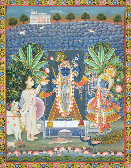 Shrinathji Darshan - XI