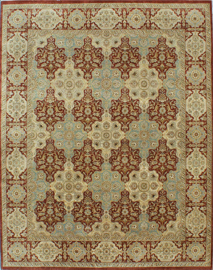 Effervesce Hand-Knotted Carpet