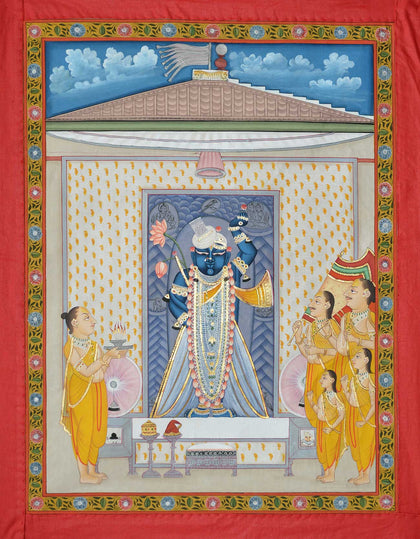 Shrinathji Darshan - XVI