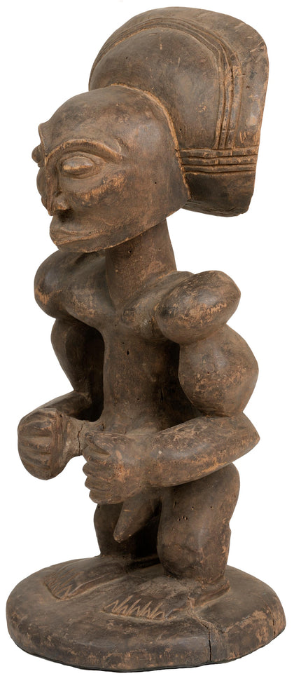 African Man Sculpture 01