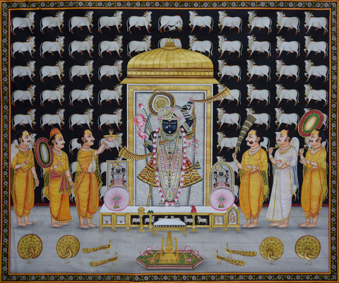 Shrinathji Darshan - II