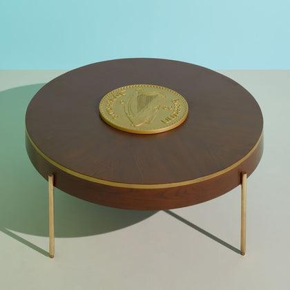 Antico Coin Coffee Table