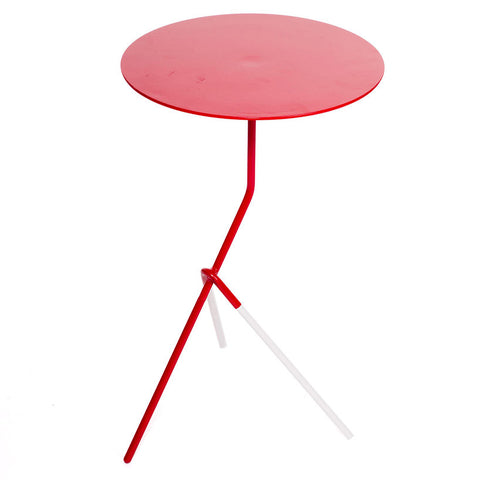 Jeeves Table - Red,AKFD, - Artisera
