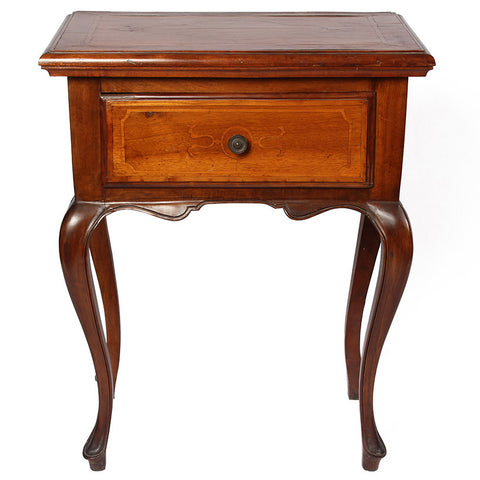 Bedside Table with Drawer,The Great Eastern Home, - Artisera