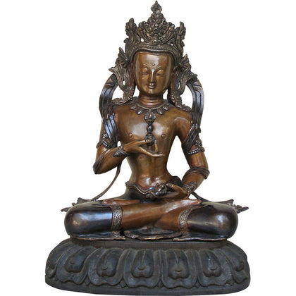 Buddha with Dorje (Doorji),[product_collection],La Boutique, - Artisera
