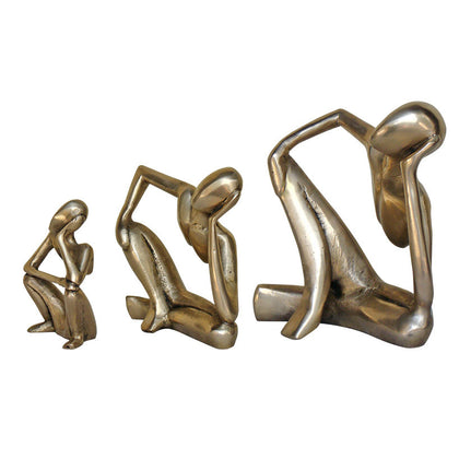 Thinker Series - Set of 3,La Boutique, - Artisera