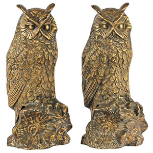 Owl Bookends,[product_collection],Essajees, - Artisera