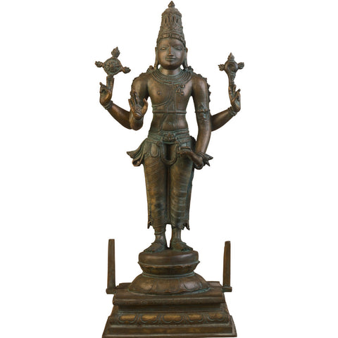 Vishnu,[product_collection],Rani Arts & Teak, - Artisera