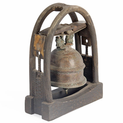 Burmese Bell,[product_collection],Essajees, - Artisera