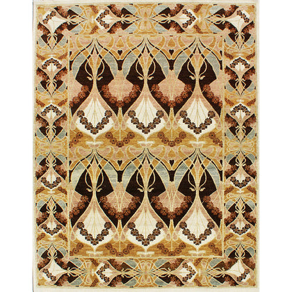 Arts & Crafts - Carpet,[product_collection],Cocoon Fine Rugs, - Artisera