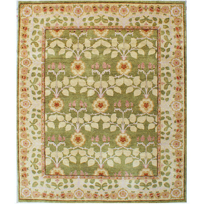 Arts & Crafts (B) - Carpet,[product_collection],Cocoon Fine Rugs, - Artisera