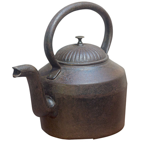 Kettle in Cast Iron,[product_collection],Crafters, - Artisera